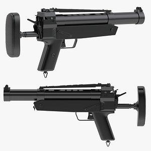 Heckler Koch HK69A1 3D model
