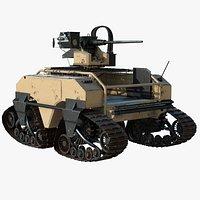 Army Mutt 600