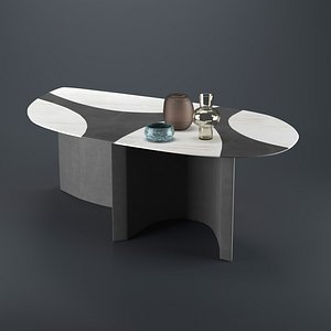 3D table baxter model