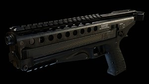 KelTec P50 pistol model