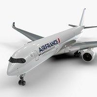 Airbus A350-900 AIR FRANCE L1096