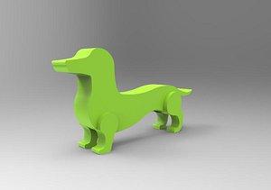 toy assemblies printing 3D model