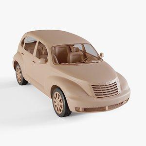 Chrysler PT Cruiser 3D