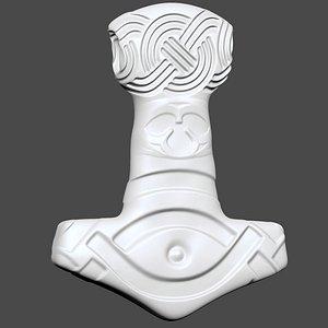 pendant printing 3D