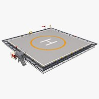 Square Heliport