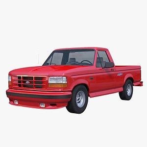 Ford F-150 SVT Lightning 1993 model