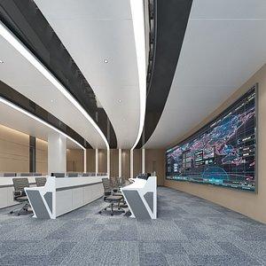 3D Full Data Monitoring Center