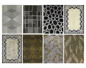3D Carpet The Rug Company vol 44 model