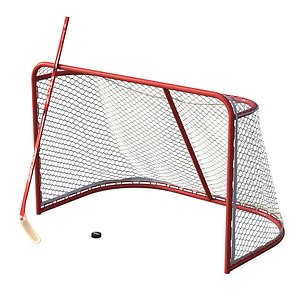 3D Hockey Gates