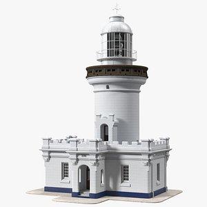3D Point Perpendicular Lighthouse