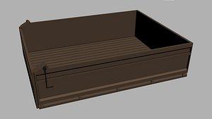 IFA Truck body 3D model