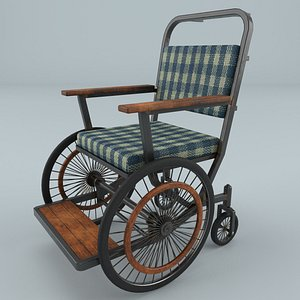 wheelchair model