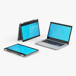 Dell Laptop Latitude 3310 2-in-1 3D