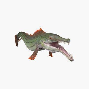 Pike Fish 3D model