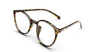 3D eyeglasses eyewear fashion