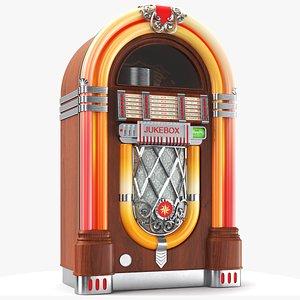 3D Jukebox model