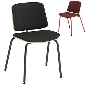 3D model True Tao chair
