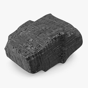 3D Lump of Coal