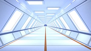 3D tunnel future model