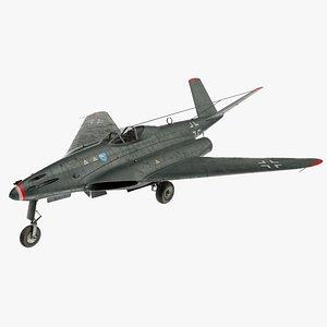 Me-262 model