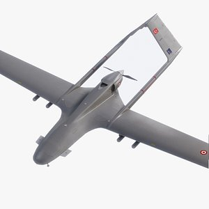 3D drone bayraktar