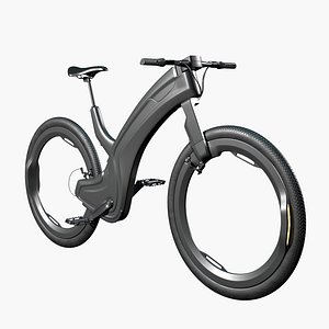 cycles bicycle 3D model