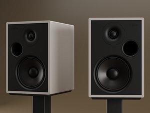 3D loudspeaker speaker electronics