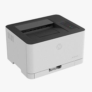 generic printer pbr 3D model