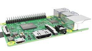 Raspberry pi 3 model
