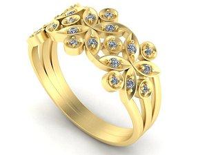 ring gems 3D