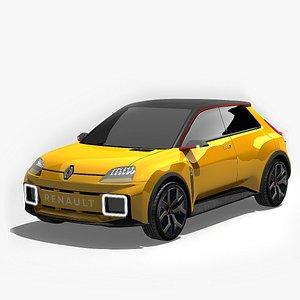 3D concept 5 model