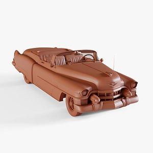 3D cadillac eldorado model