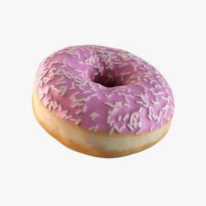 3D Donut model