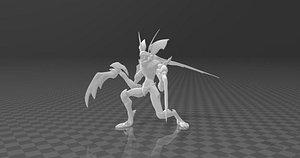 khazix 3D model