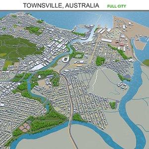 3D Townsville Australia