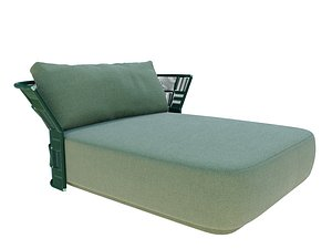 3D daybed furniture