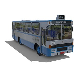 Marcopolo Sanremo MB OF-1113 Redentor 3D model
