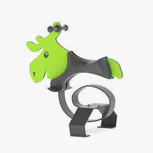Lappset Moose 3D model