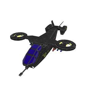 DRON HORNET model