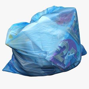 garbage bag model