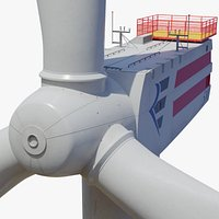 REpower 5M Wind Turbine