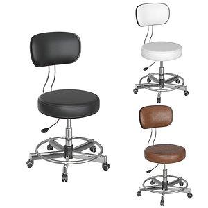 3D model master chair
