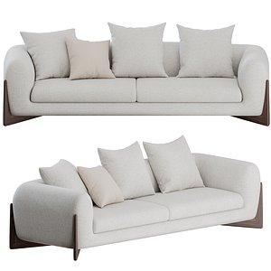 porada softbay sofa model