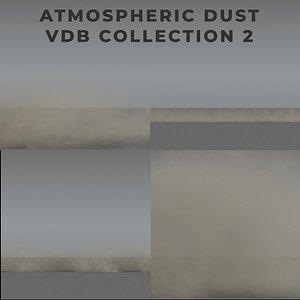 Dust Atmospheric  PACK 2 - VDB 3D model
