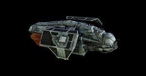class heavy transport 3D