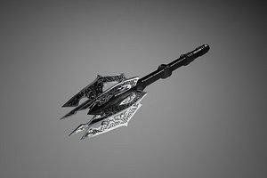 weapon sauron 3D model