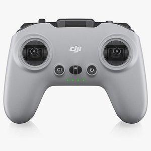 dji fpv remote controller 3D model