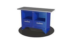 Carpenters bench v5 model