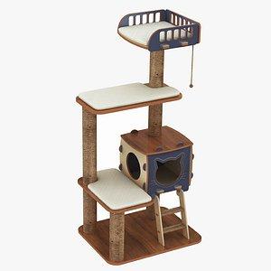 PetI nterior House 4 model