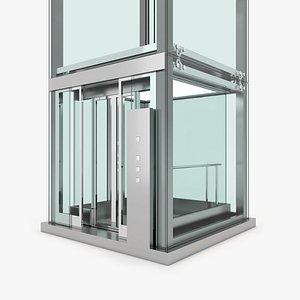 Elevator model